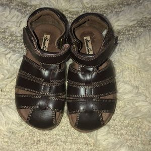 NWOT Kenneth Cole Toddler Sandal